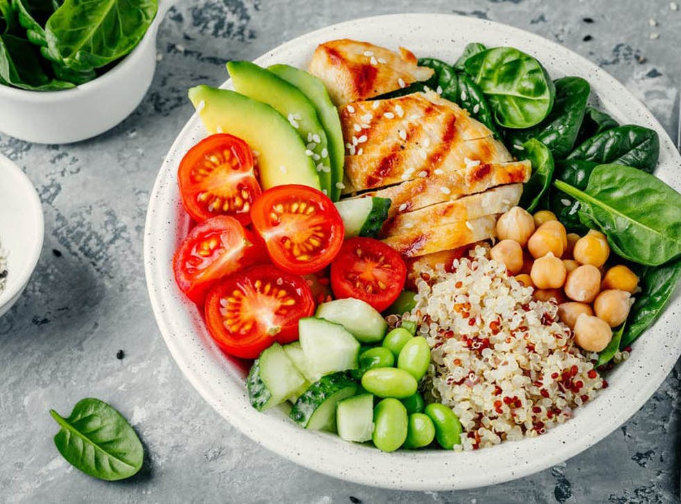 <p>It's best to introduce variation to our plates with different vegetables</p>