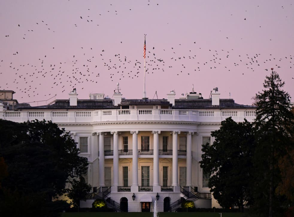 <p>The occupant of the White House will change on 20 January</p>