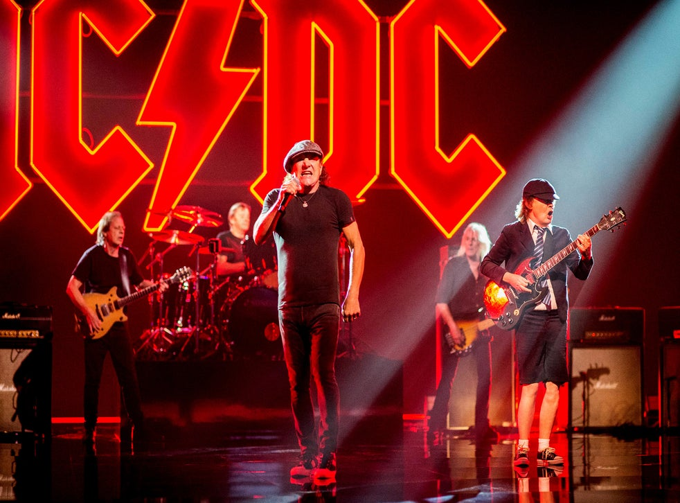AC/DC: 'Malcolm was there in the studio and we all knew it' | The  Independent