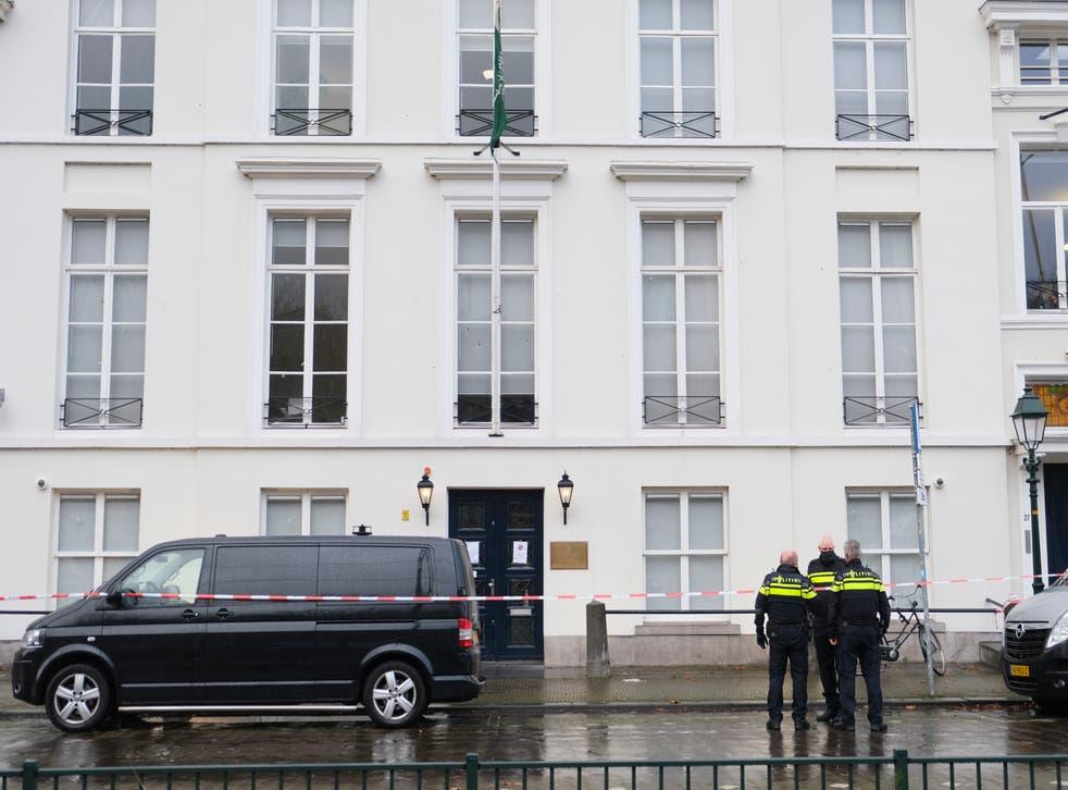 Netherlands Saudi Arabia Embassy