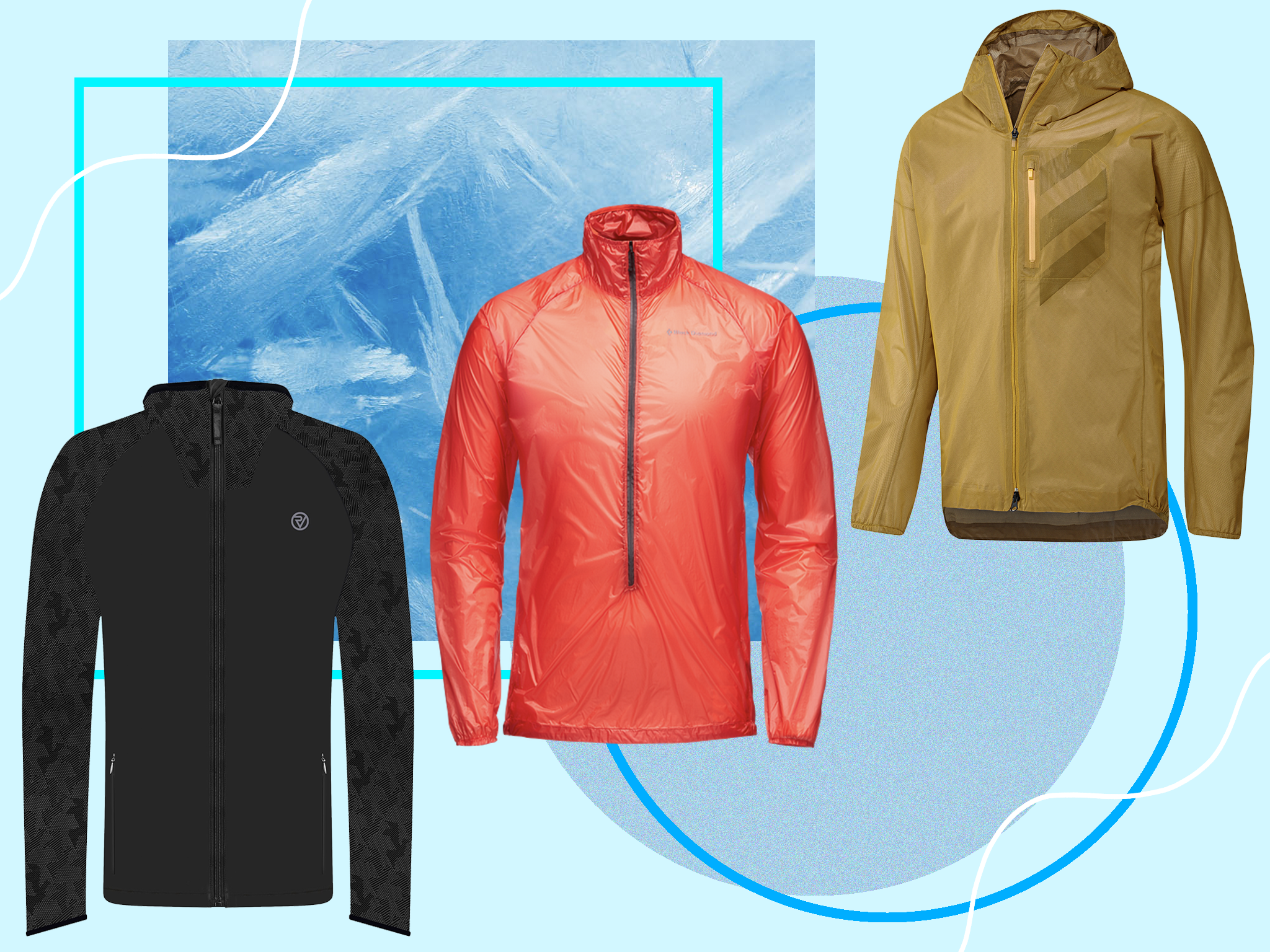 cascada Español Deliberar  Best men's winter running jackets to keep you going through the cold | The  Independent