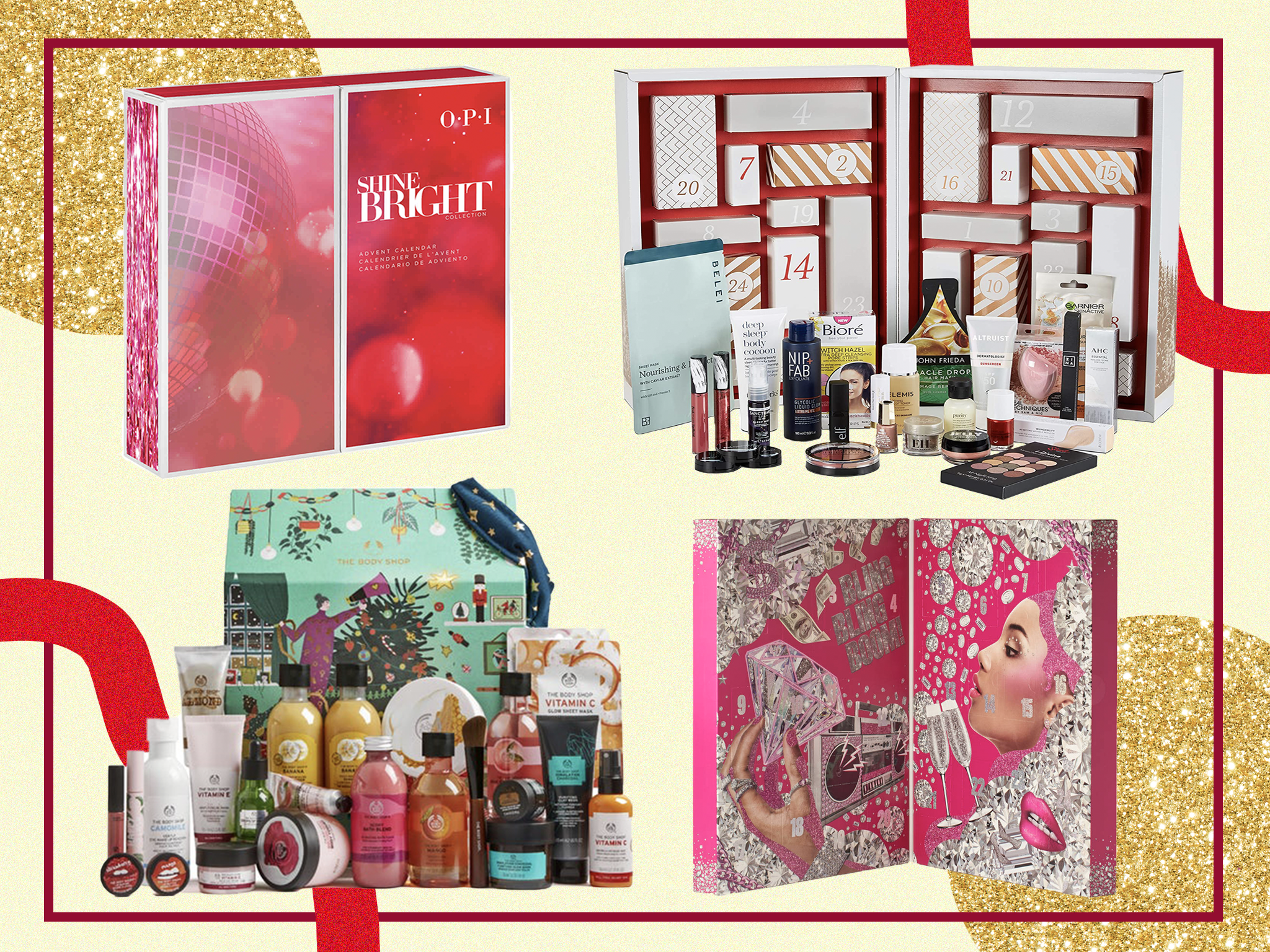 Best beauty advent calendars 2020: Amazon, Asos and Liberty | The