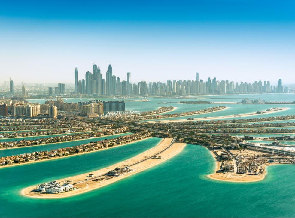 <p>Dubai has joined the travel corridors list</p>
