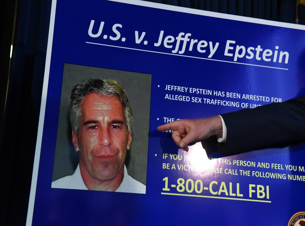<p>NUEVA YORK, NY - 08 DE JULIO: El Fiscal Federal para el Distrito Sur de Nueva York Geoffrey Berman anuncia cargos contra Jeffery Epstein el 8 de julio de 2019 en la Ciudad de Nueva York. Epstein será acusado de un cargo de tráfico sexual de menores y un cargo de conspiración para participar en el tráfico sexual de menores.&nbsp;</p>