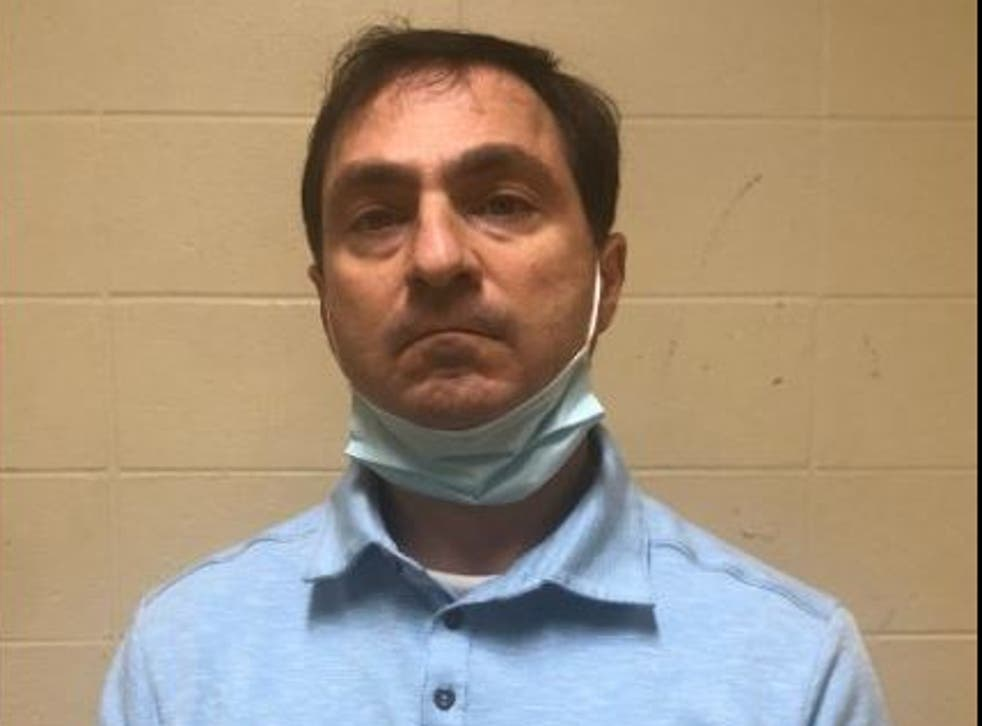 Dr Shane McKinney, a pediatrician in Baton Rouge, Louisiana, allegedly attacked a college student and shouted the n-word at her. He was arrested and released on a $10,000 bond.