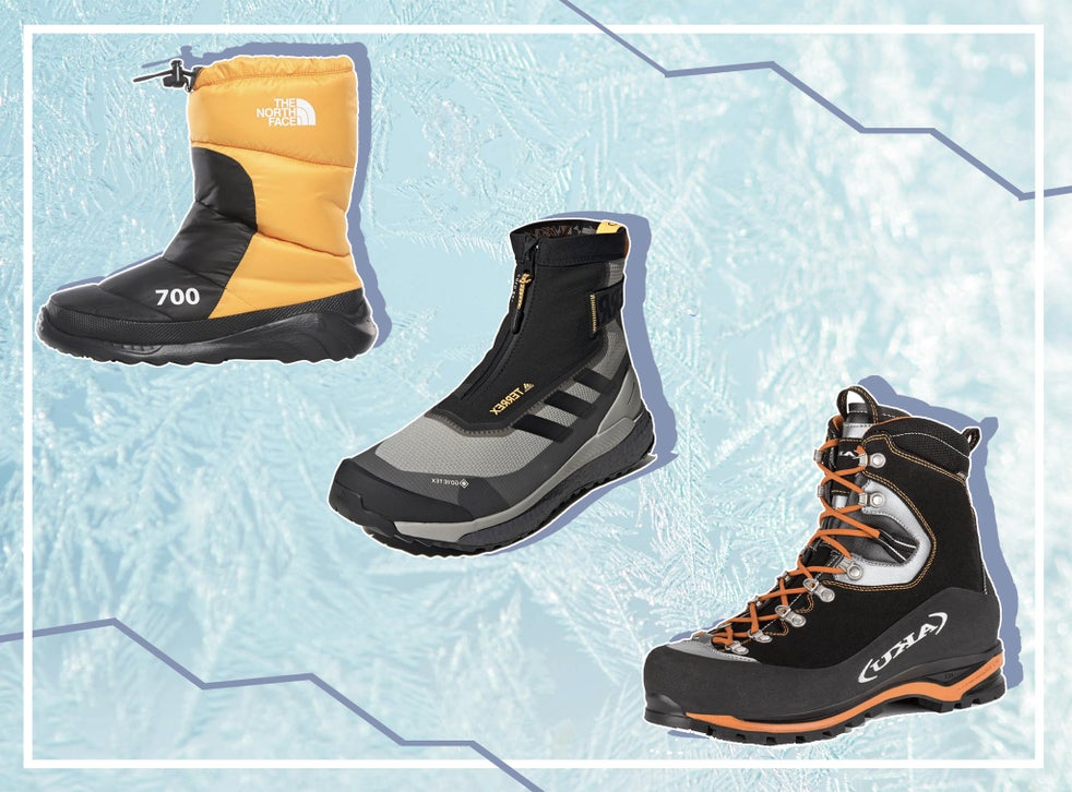 Best men's snow boots 2020: Waterproof and insulated pairs for winter   The  Independent