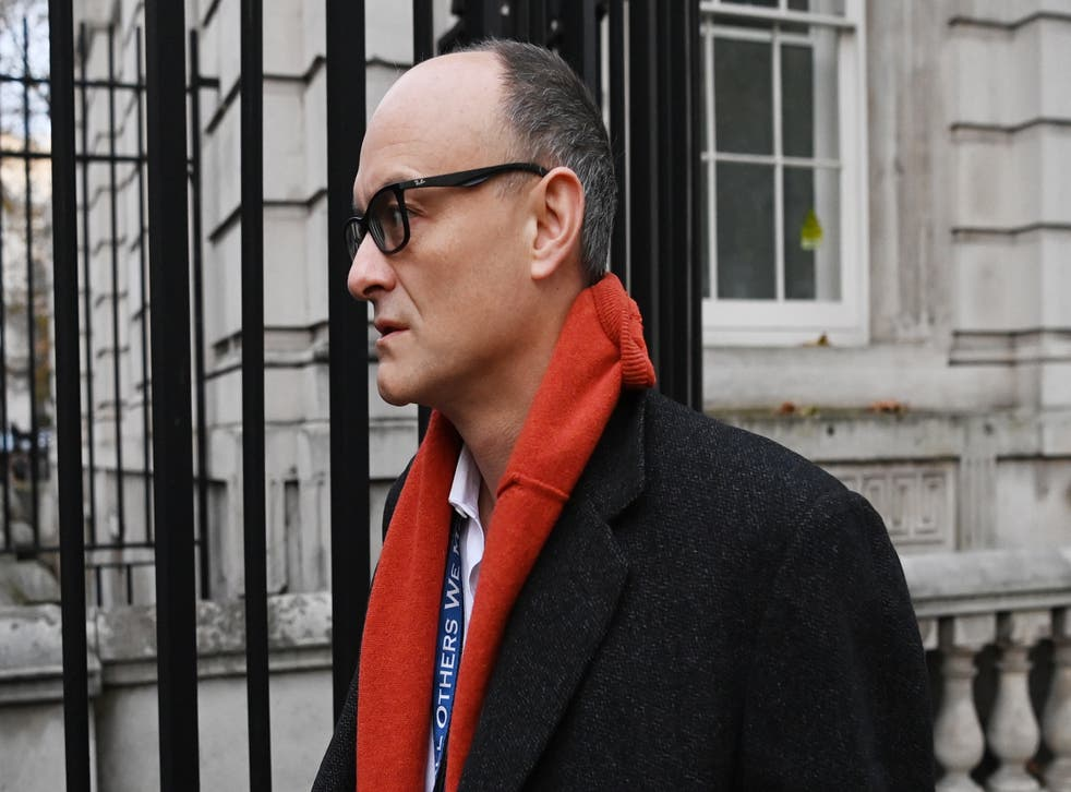<p>The settlement is a sharp reminder of the controversies sparked by Dominic Cummings</p>