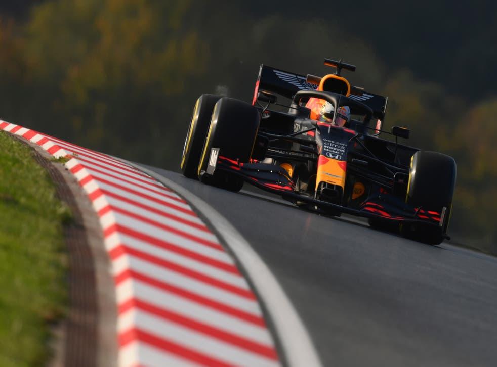 <p>El neerlandés dominó el primer día de actividades en el regreso de la F1 a Turquía</p>