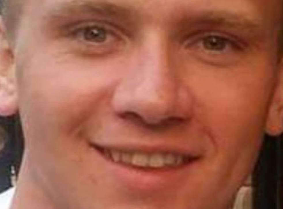 McKeague went missing following a night out with friends in 2016
