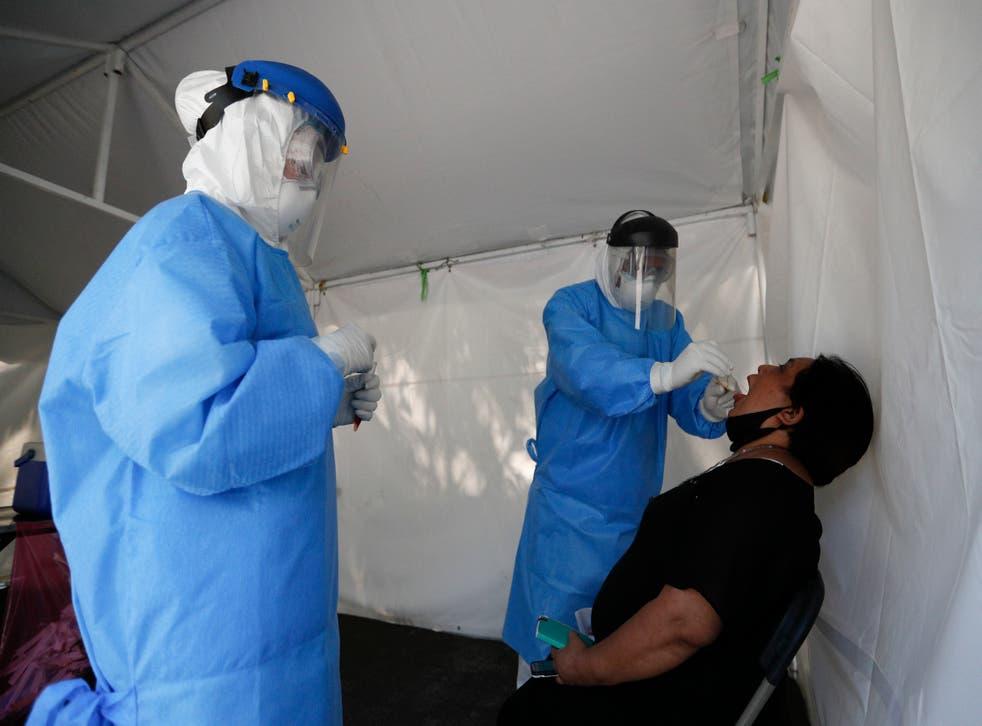 <p>La Ciudad de México tiene más 175 mil casos confirmados desde el inicio de la pandemia</p>