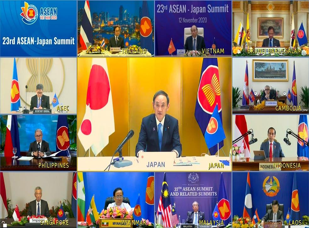 Vietnam ASEAN
