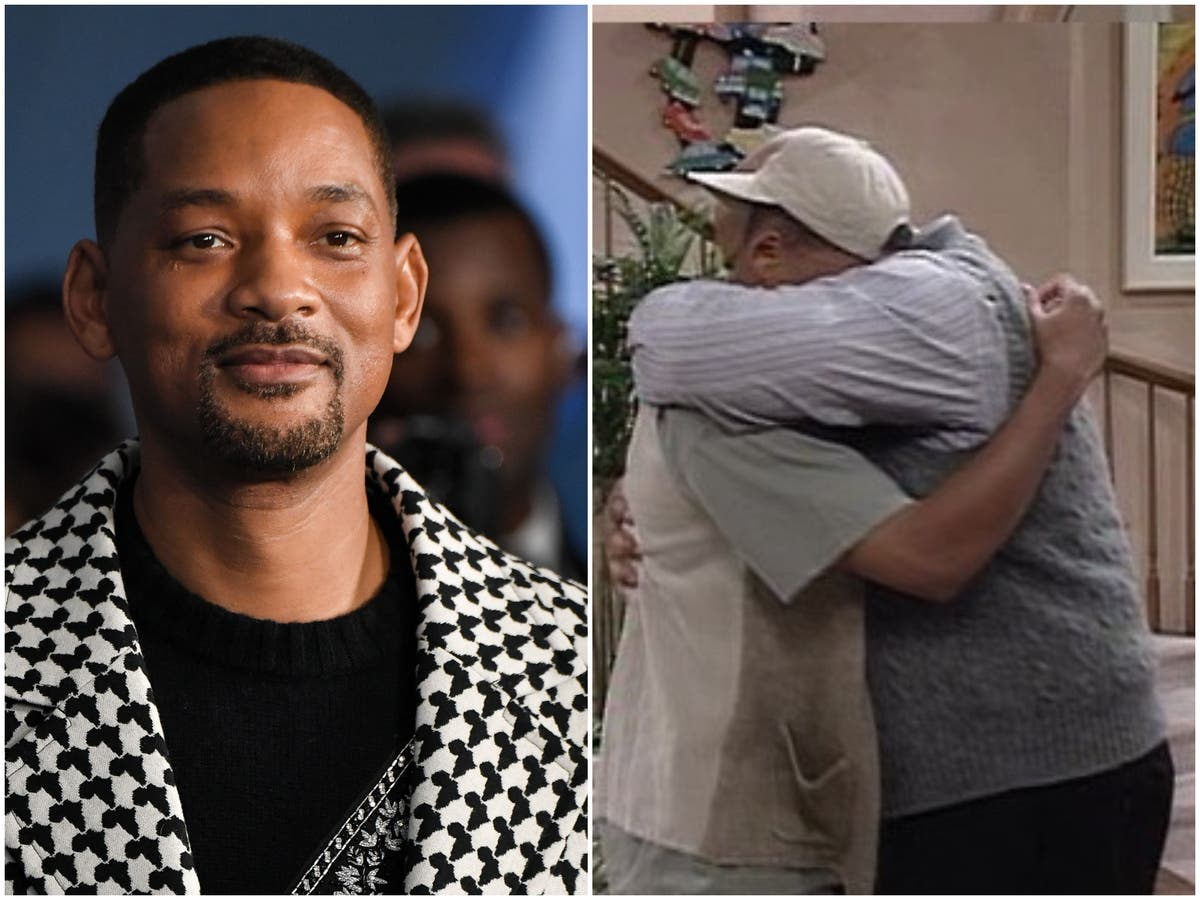Will Smith reveals what James Avery whispered in his ear during famous Fresh Prince scene