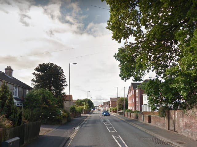 Police shared a complaint claiming someone was driving down Brockhurst Road in Gosport shouting through a megaphone at 2am