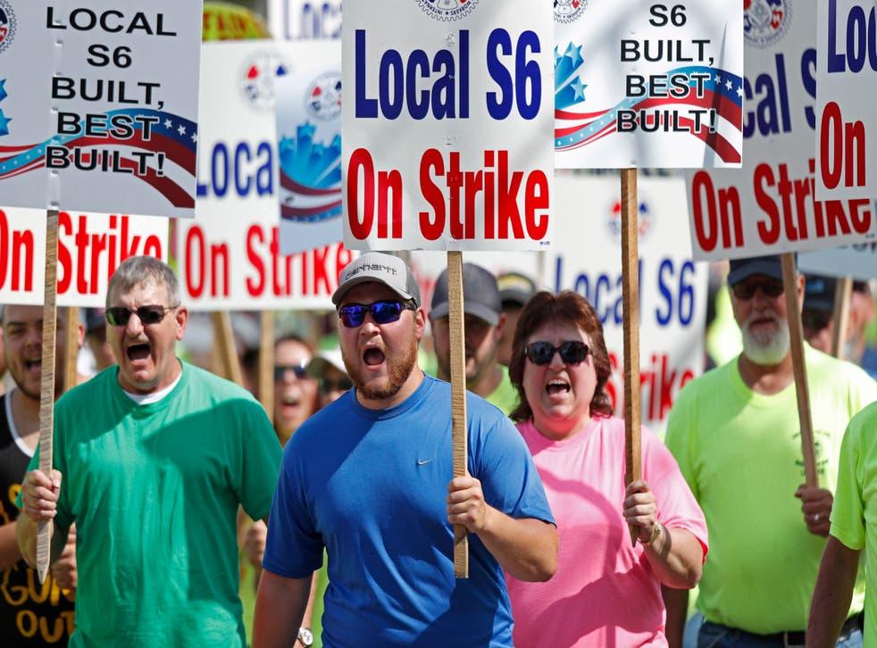 Shipyard Strike