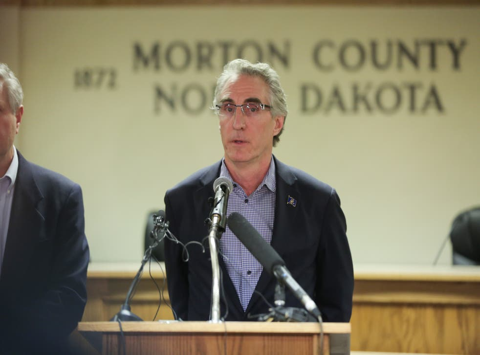 <p>Gobernador de Dakota del Norte, Doug Burgum.</p>