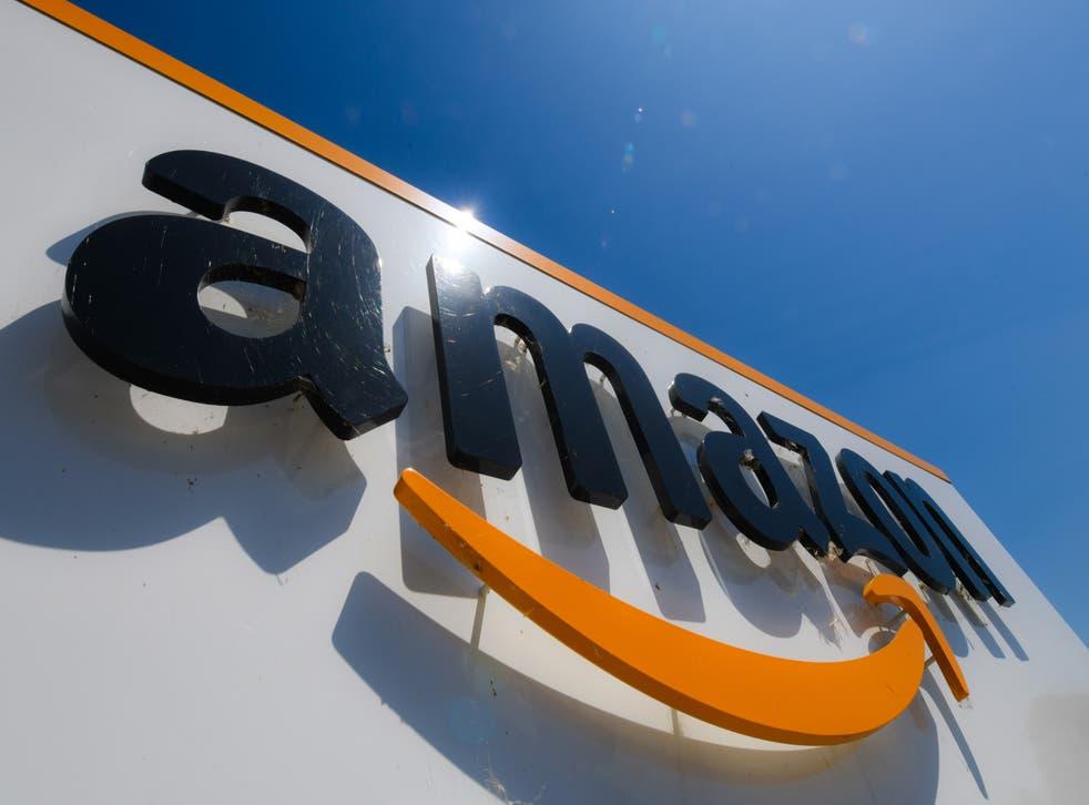 <p>Amazon</p>
