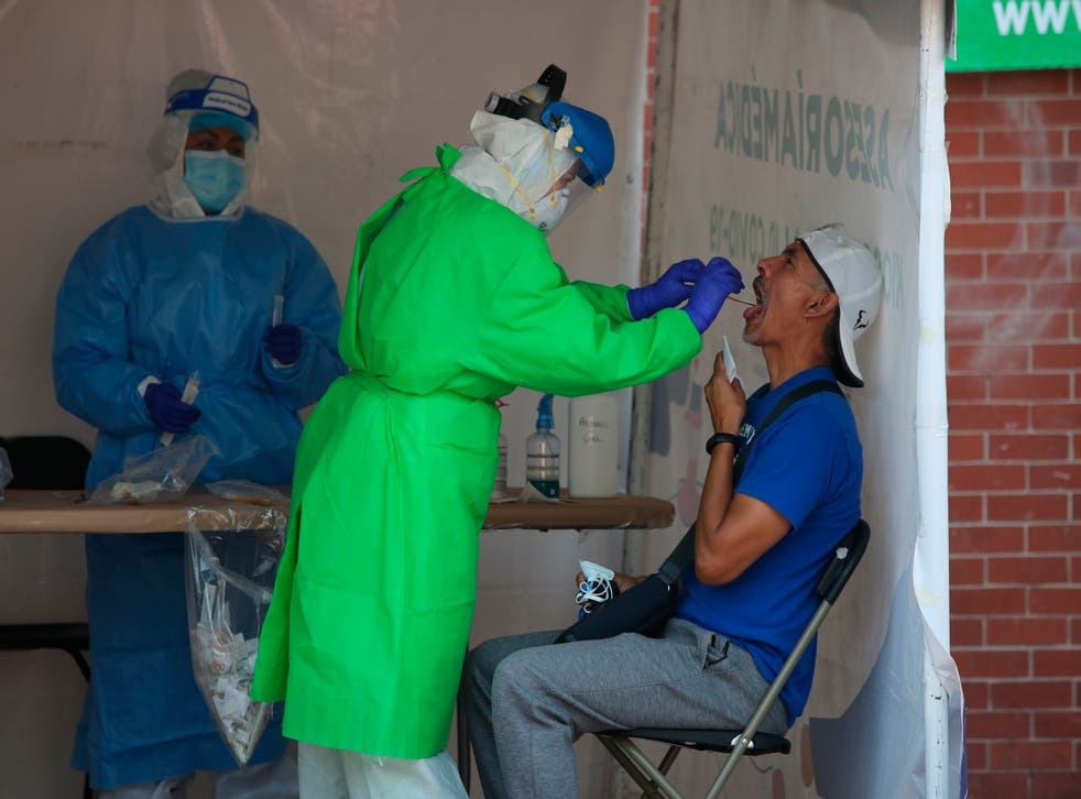 <p>Brote de coronavirus en México.</p>