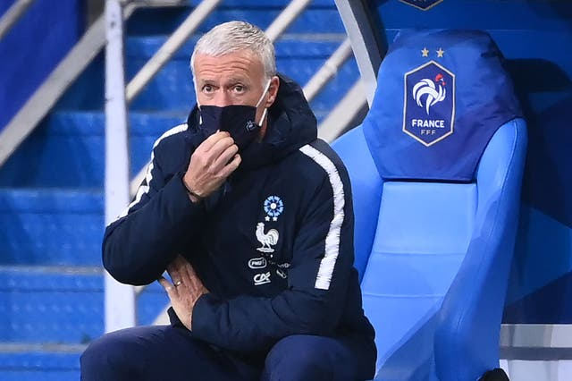 Didier Deschamps has tried out new systems for France