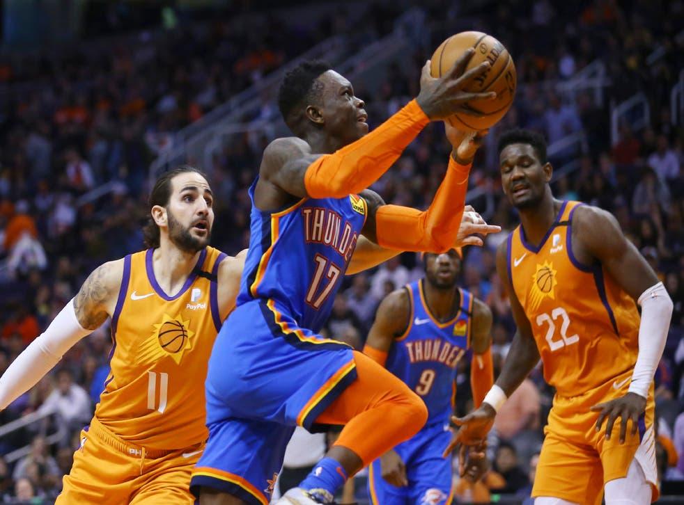 <p>Según Adrian Wojnarowski, de ESPN, la franquicia angelina tiene muy avanzado el acuerdo de traspaso por el base de Oklahoma City Thunder.</p>