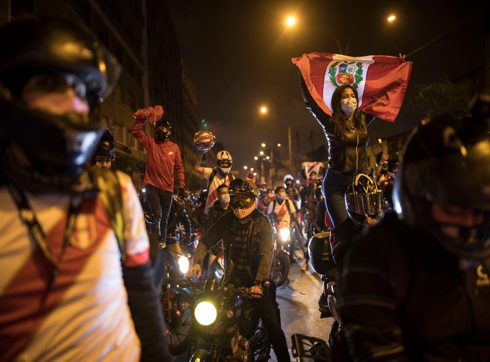 PERU-CRISIS POLITICA