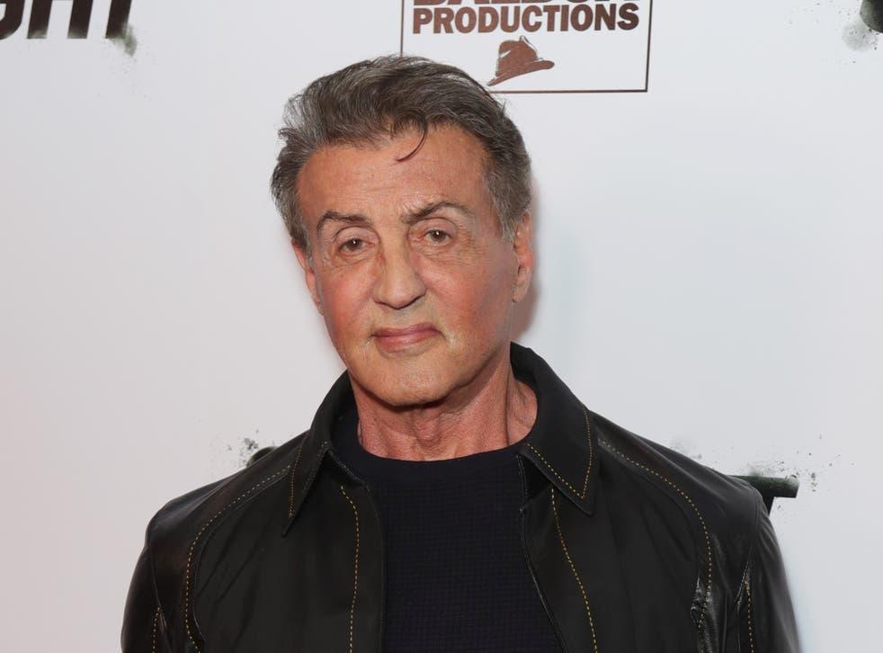 <p>Sylvester Stallone in November 2019</p>