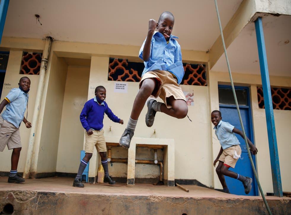 Africa Virus Outbreak Back to School
