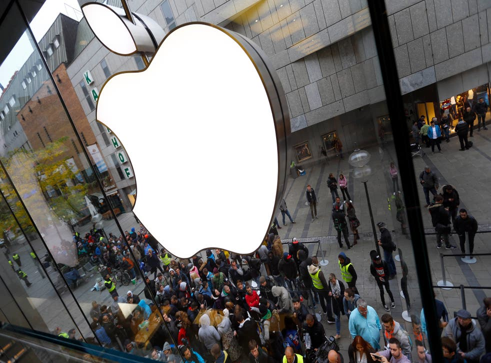 Germany Europe Apple Privacy