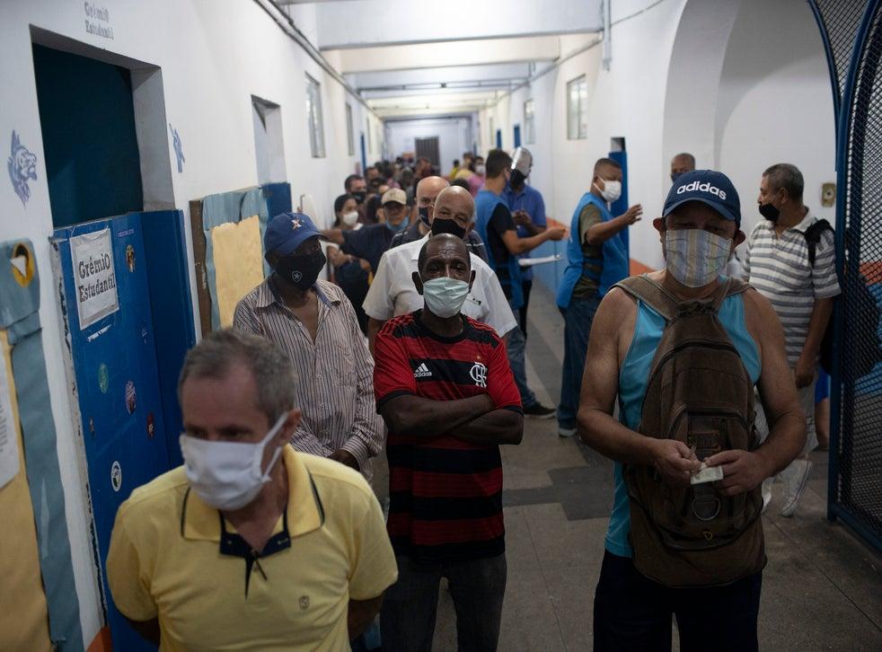 Brasileños ignoran a candidatos de Bolsonaro en elección | Independent Español