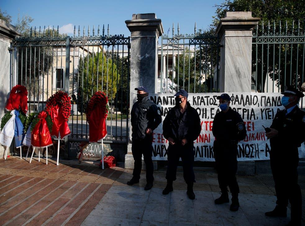 Greece Uprising Anniversary