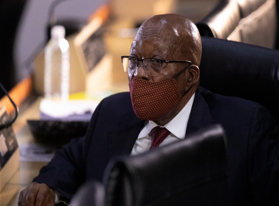South Africa Former President