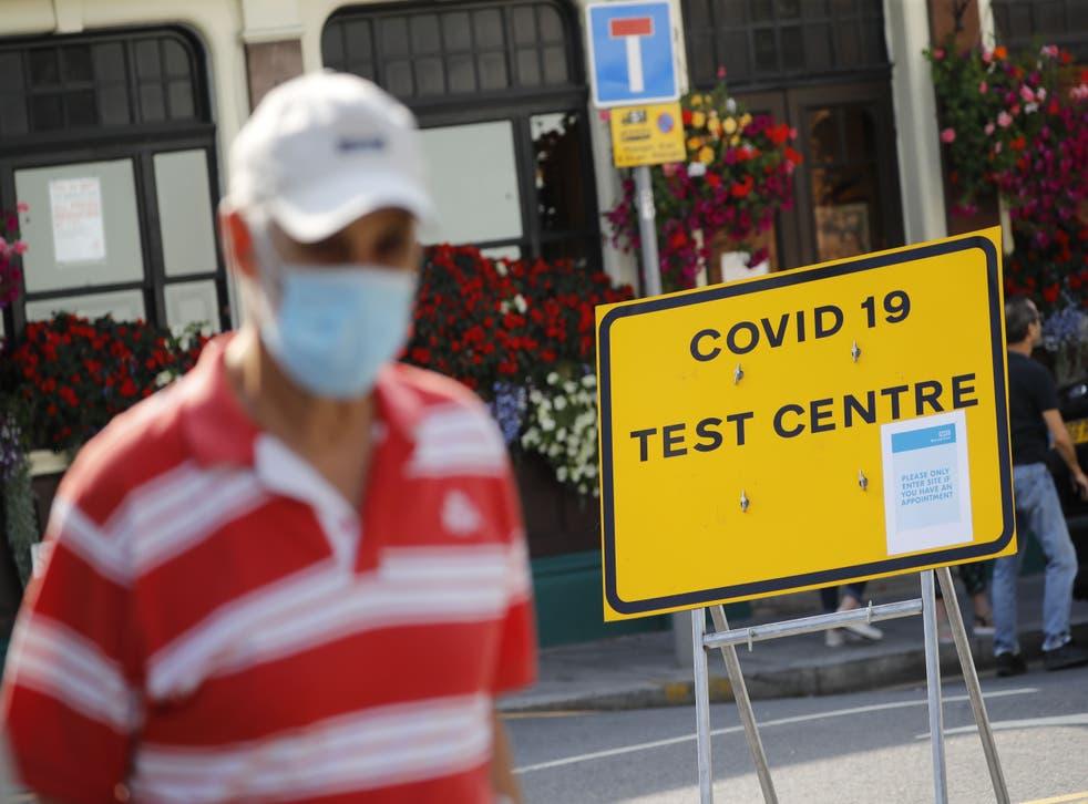 <p>Brote de Coronavirus en Reino Unido.</p>