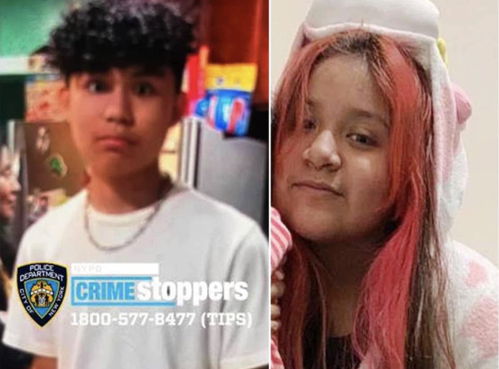 New York teenager steals his dad's car to run away with his 11-year-old girlfriend