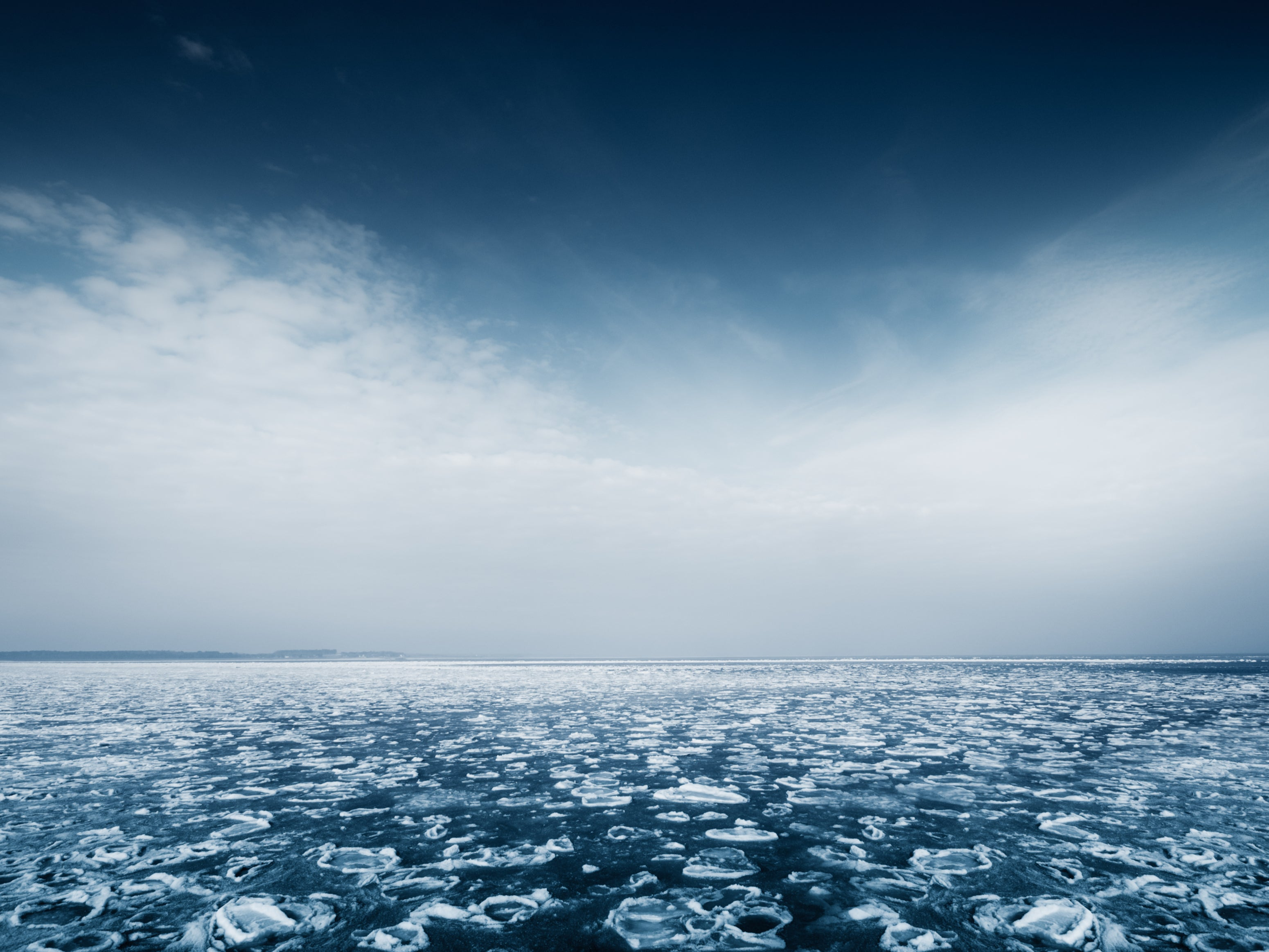Growing 'heat blob' from Atlantic driving sea ice loss in Arctic, study says