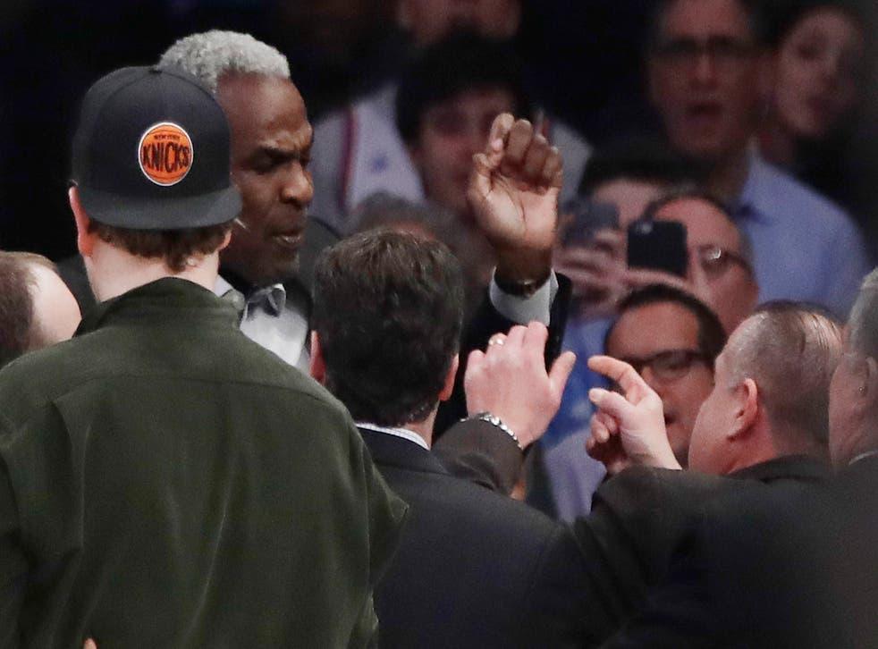 Knicks Oakley Lawsuit