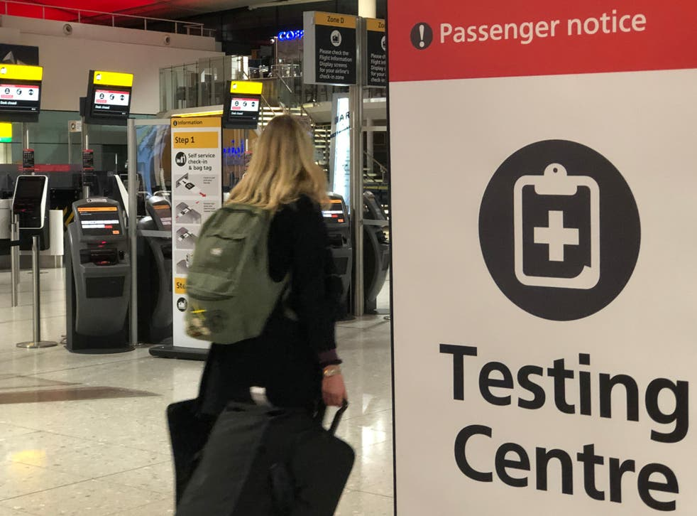 Testing times: Heathrow is set to lose £1.6bn this year