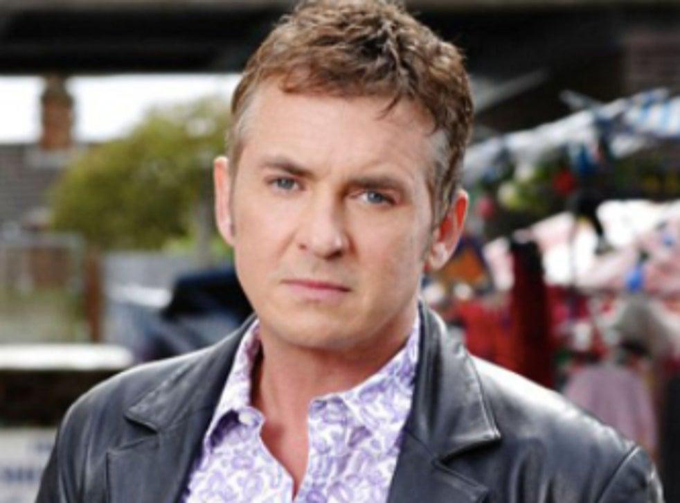 pShane Richie is best known for playing Alfie Moon in 'EastEnders'/p
