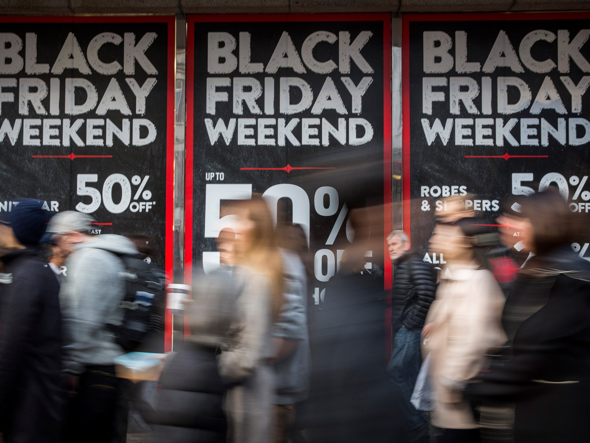 Why you shouldn't bother with Black Friday this year