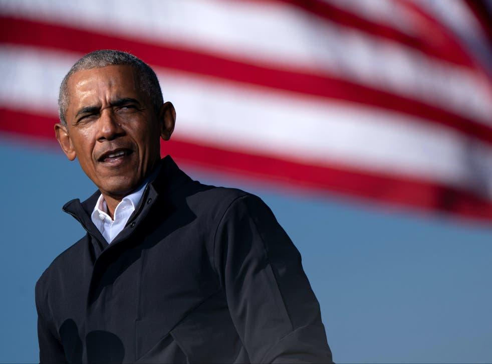 El presidente Barack Obama ha publicado la primera entrega de sus memorias presidenciales