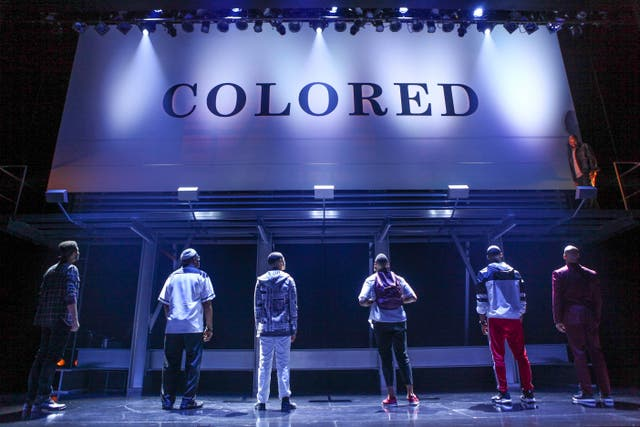 Theater-Thoughts of a Colored Man