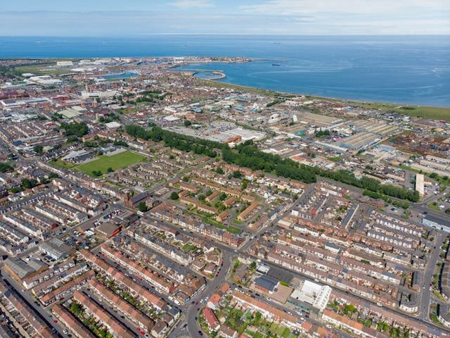 <p>The town has had Labour representation for decades</p>