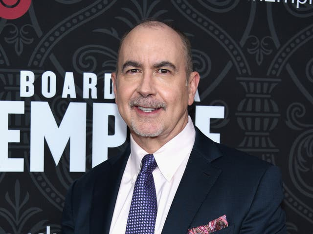 Terence Winter at HBO's 'Boardwalk Empire' season five New York premiere on 3 September 2014 in New York City