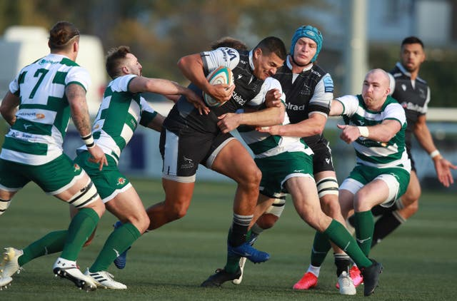 Newcastle Falcons return to Premiership action after two pre-season games against Ealing Trailfinders