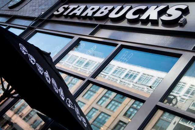 Starbucks will give all its US employees a pay raise of at least 10 per cent next month, the firm has confirmed