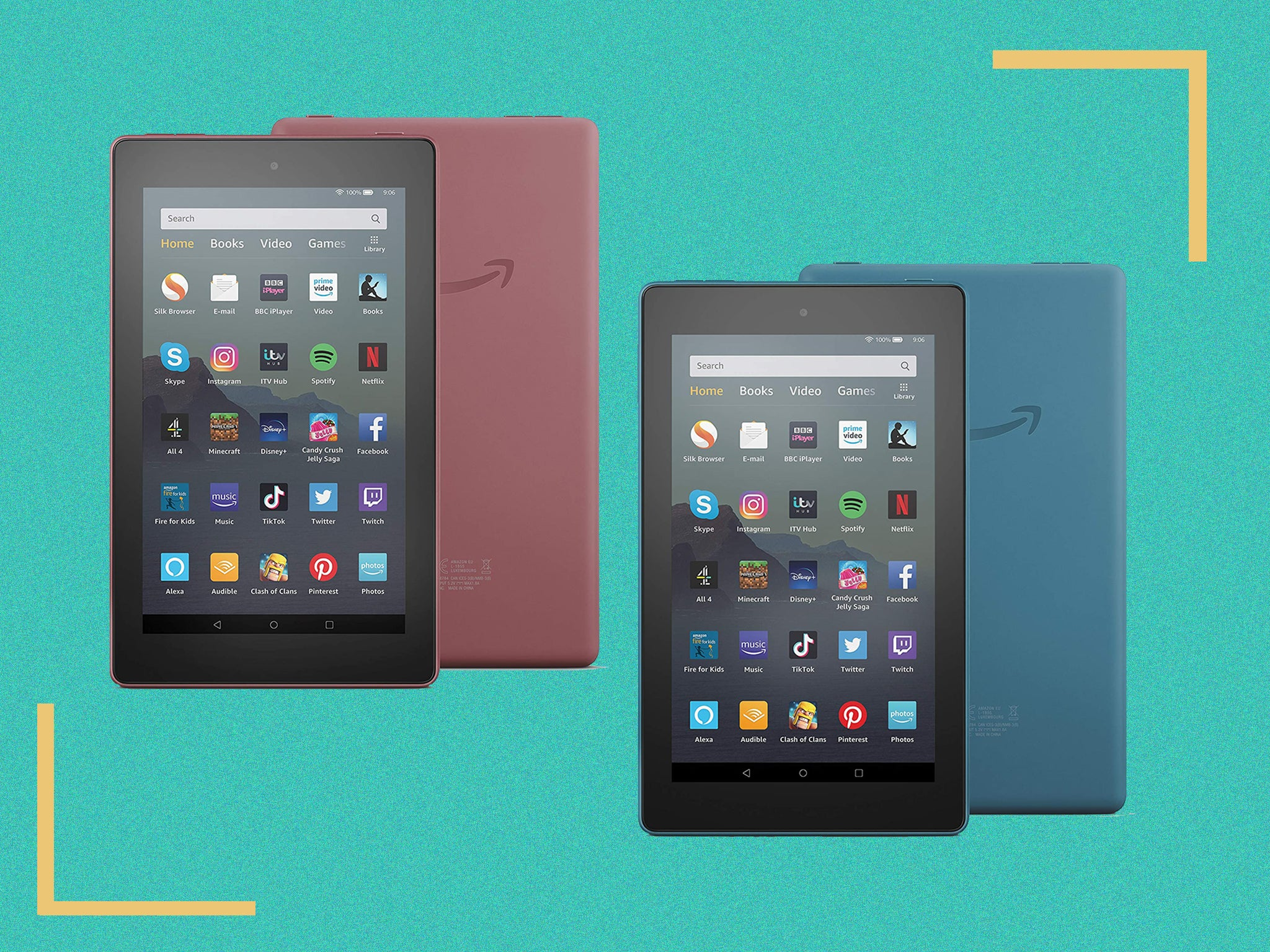 Amazon Fire Hd 7 Tablet Black Friday Deal Save 30 On The Best Selling Device The Independent