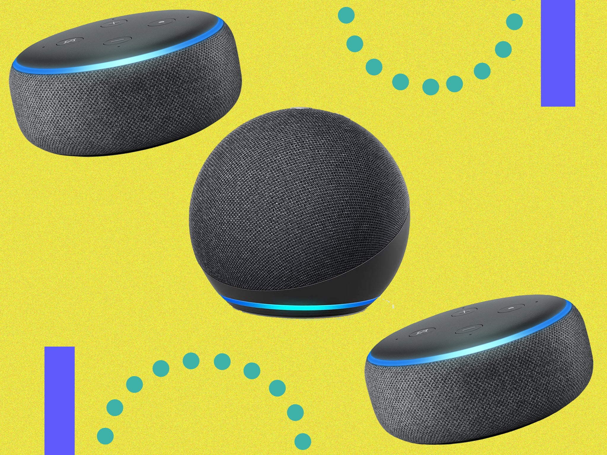 Amazon Echo Dot Black Friday Deal 53 Off In Retailer S Early Sale The Independent