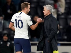Harry Kane explica su nuevo rol en el Tottenham de Mourinho
