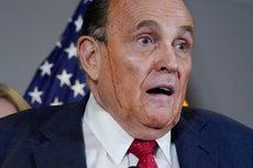 Giuliani finalmente ha descubierto cómo Biden se robó las elecciones