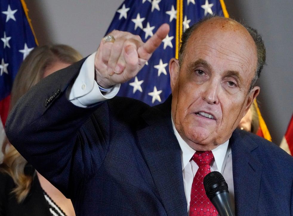 <p>Rudy Giuliani</p>