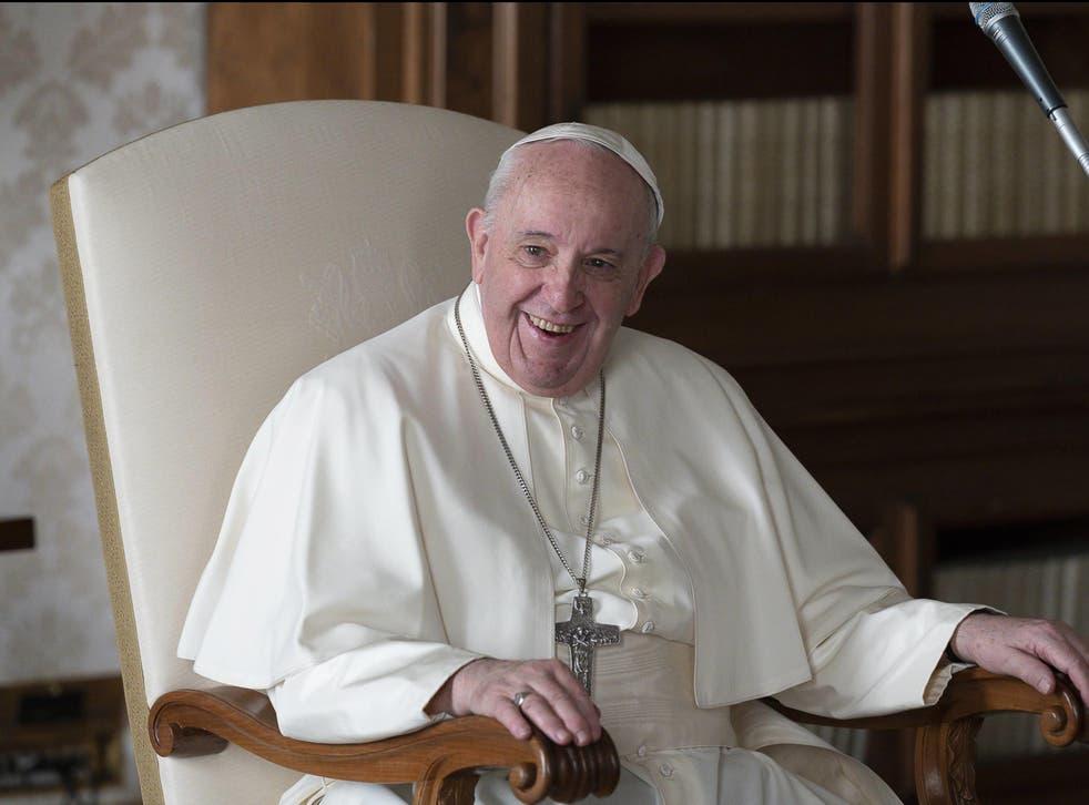 <p>Papa Francisco</p>