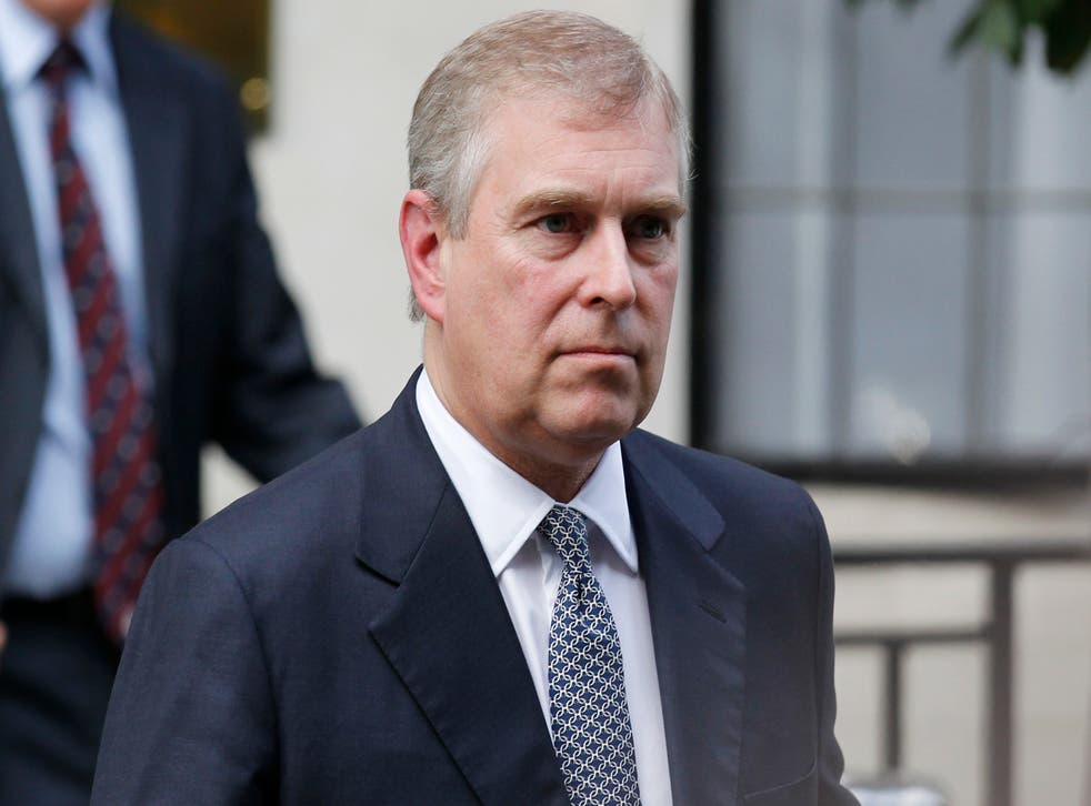 <p>Royal has strenuously denied having intimate contact with underage girl</p>